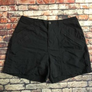 Royal Robbins sz 10 hiking shorts cargo travel